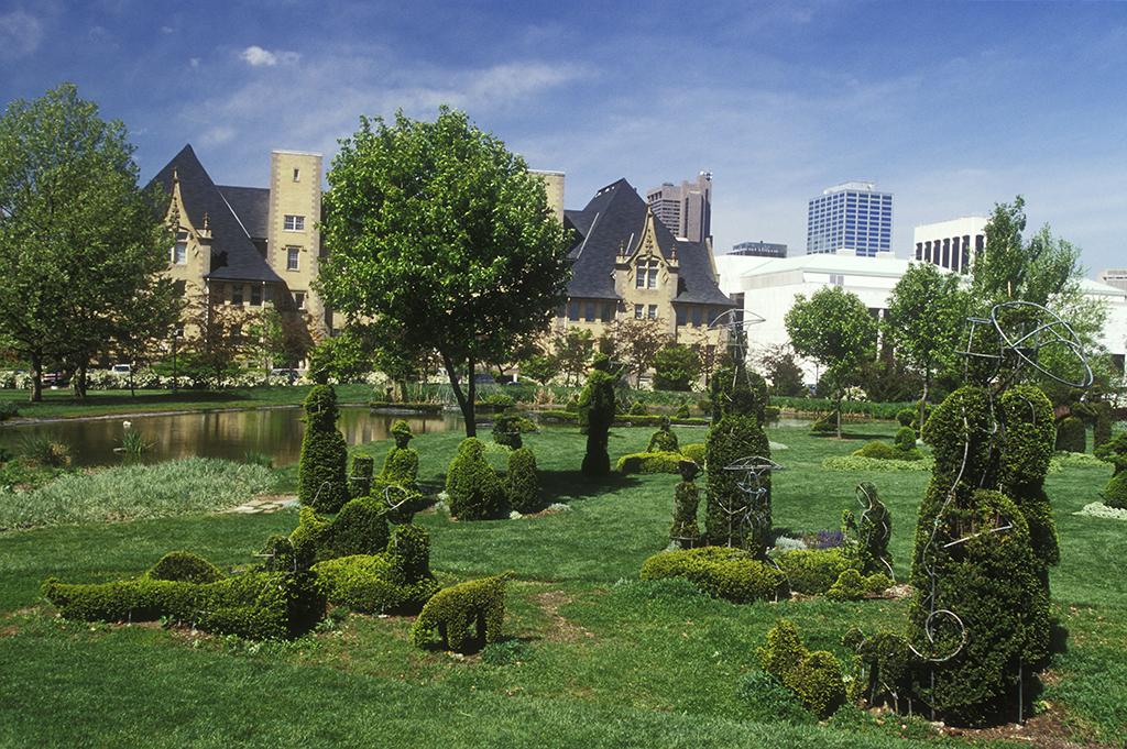 Topiary Park Larry Hamill Photography