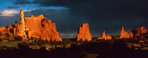 Geology Kodachrome Basin park Utah