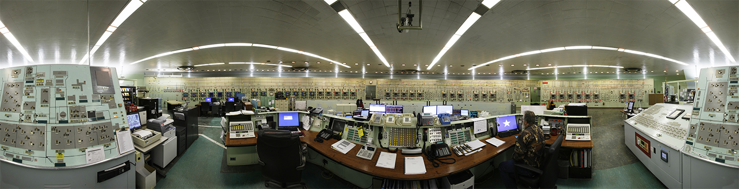 Cold War Control Room