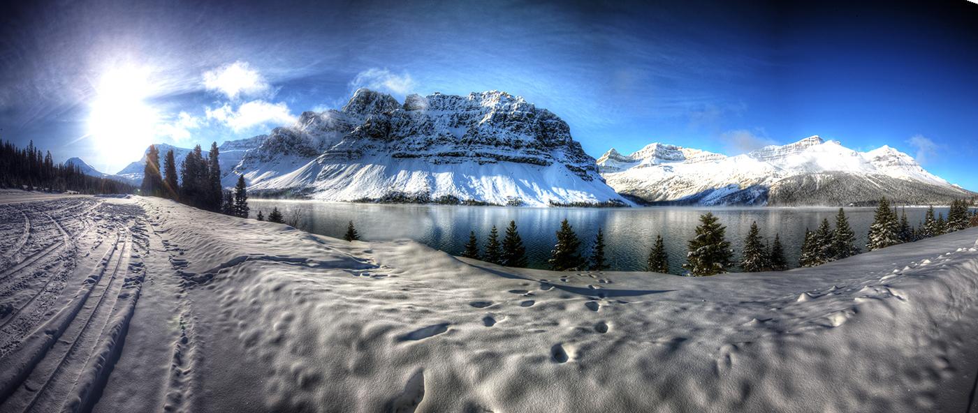 Icefields Alberta