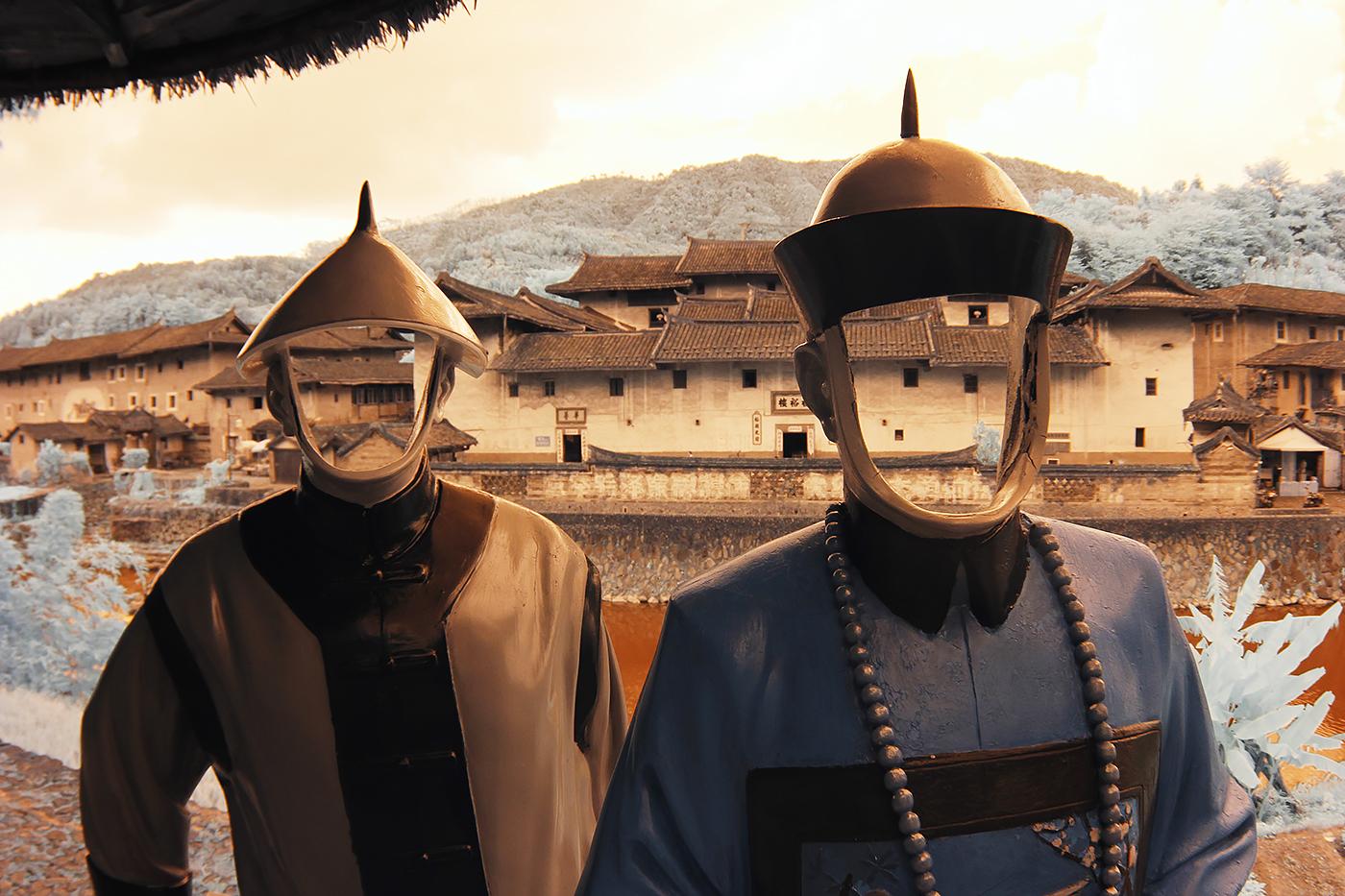 Hakka Cultural Village Fujian, China